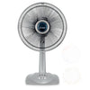 "Mitsubishi Desk Fan D16GSGY 16"" Grey 56162"