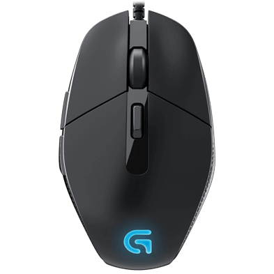Logitech MOUSE G302 Daedalus Prime MOBA Gaming Mouse
