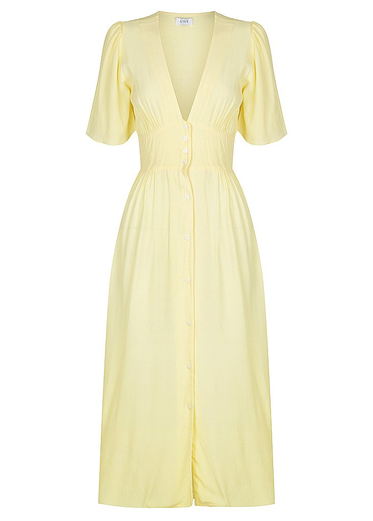 Lemon Dress *