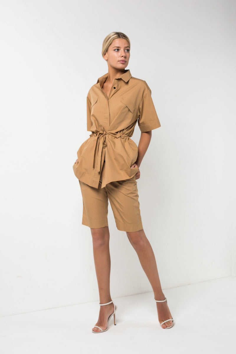 Nougat Shirt | Nougat Long Short
