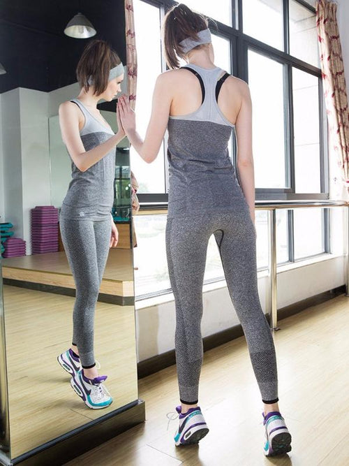 Super Stretch Contrast Legging