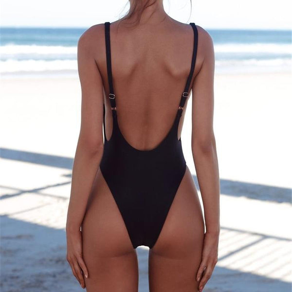 Adjustable Cami Monokini