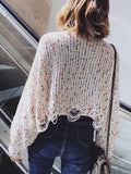 Confetti Knitted Sweater