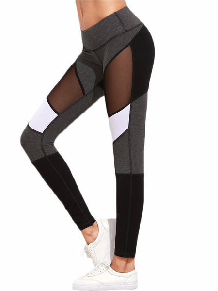 X Mesh Leggings