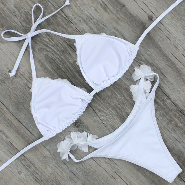 Little Petals Bikini Set