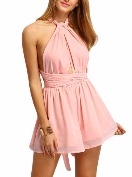 Convertible Multi Design Playsuit