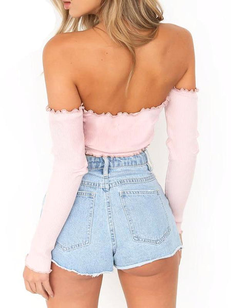 Off Shoulder Bandeau