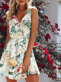 Garden Party Mini Dress