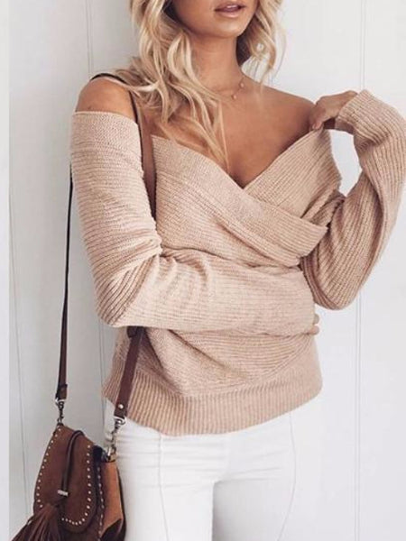 Turtleneck Crop Sweater
