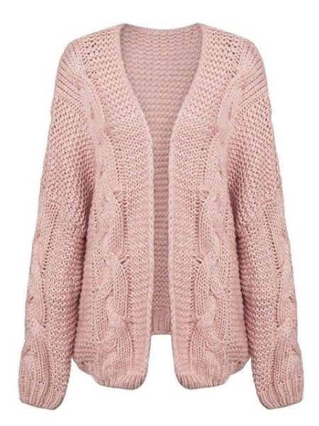 Batwing Knitted Cardigan