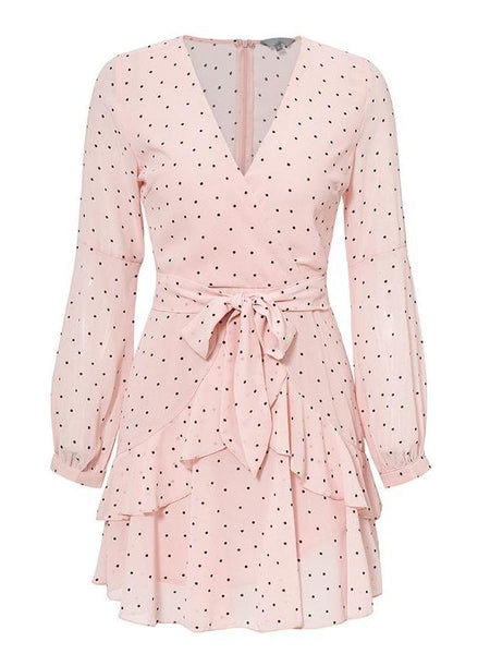Sweet Polka Retro Dress