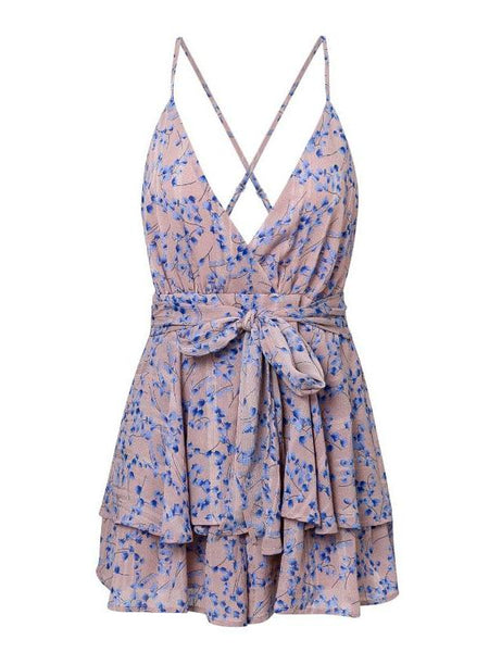 Springtime Tier Playsuit
