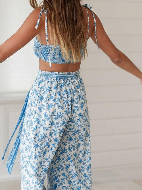 Porcelain Two Piece Set