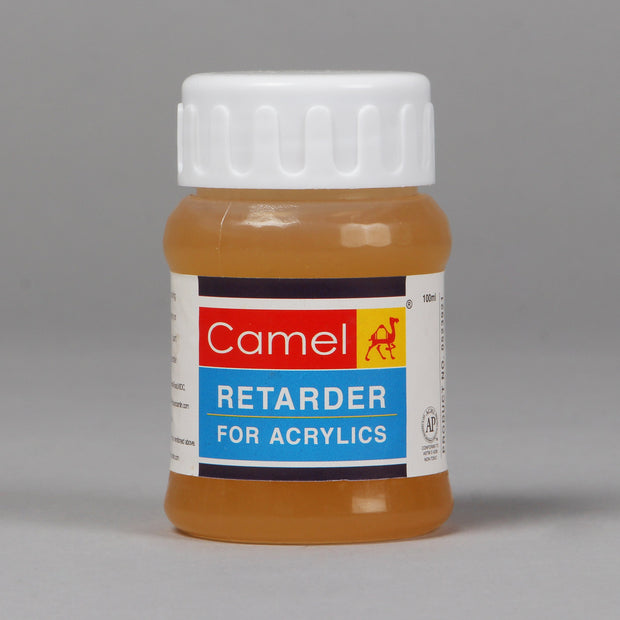 Camel Retarder For Acrylics 100 ml 0523921 - Anupam