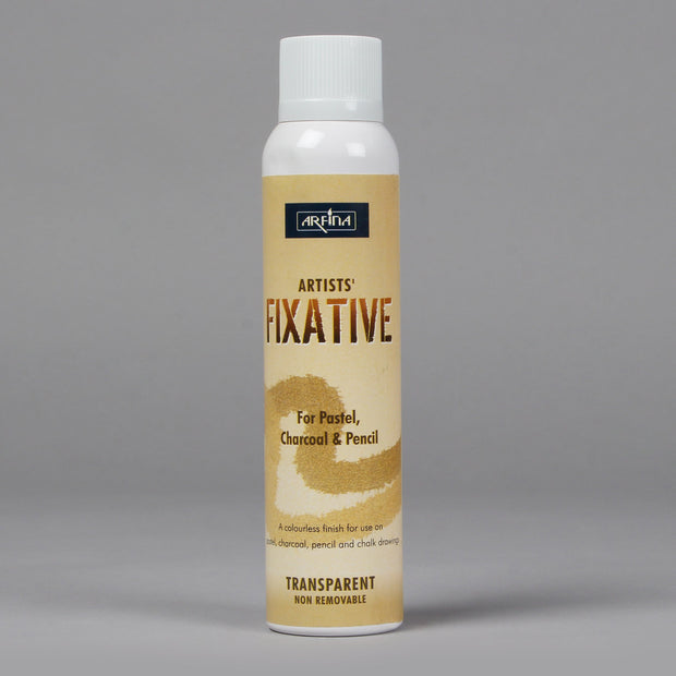 Arfina Artists' Fixative For Pastel, Charcoal and Pencil 200 ml 0530933 - Anupam
