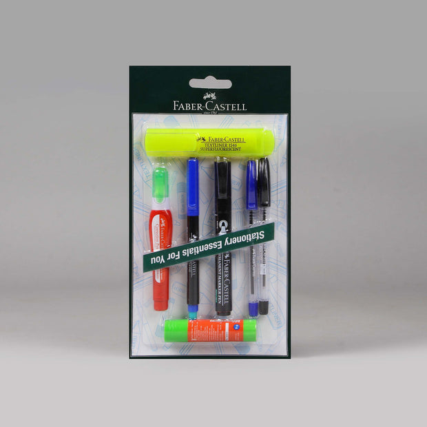 Faber-Castell Home-Office Kit 1410543 - Anupam
