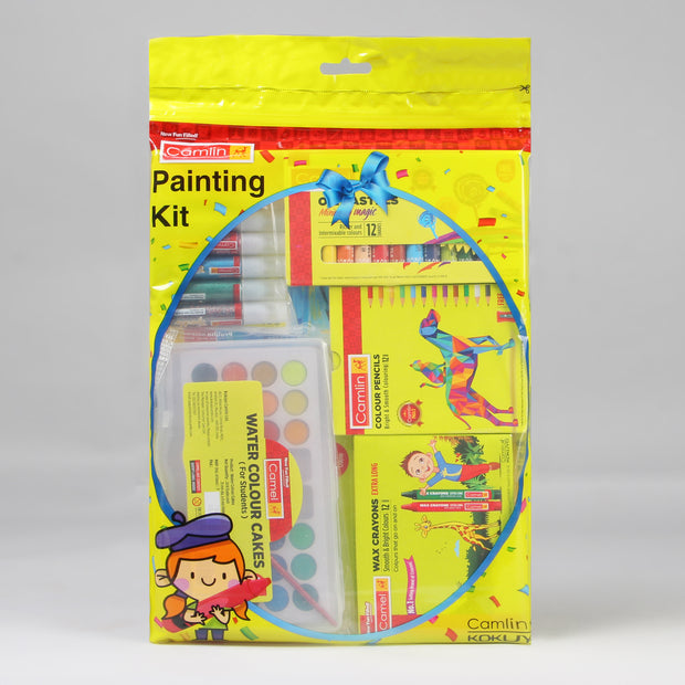 Camlin Painting Kit 9900504
