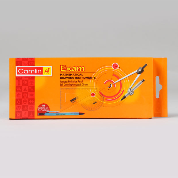 Camlin Exam Mathematical Drawing Instruments 4899223