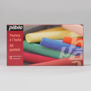 Pebeo Oil Pastels 12 Assorted Colours 400400