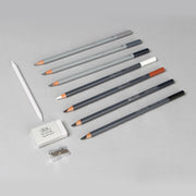 Winsor & Newton Studio Collection Sketching Set 10 pc 0490010