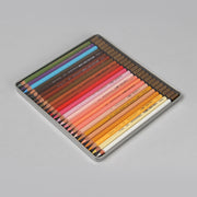 Koh-I-Noor Hardtmuth Mondeluz 24 Aquarelle Coloured Pencils 3724