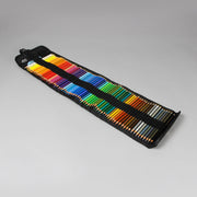 Koh-I-Noor Hardtmuth Set Of Coloured Pencils In Roll Pencil Case (74 pcs) 3827072002TP