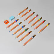 Koh-I-Noor Hardtmuth 12+1 Magic Multicoloured Pencils Set (3 in 1) 3404N