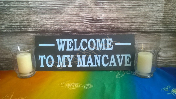 Welcome To My Mancave