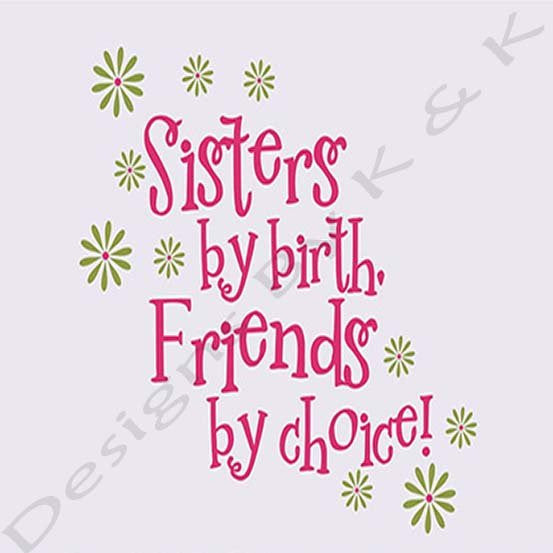 Sisters By Birth