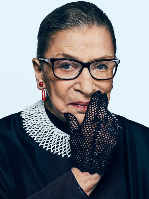 Women Get Out The Vote -- In Honor of  'Our Notorious RBG' and  Women Who Inspire Us!