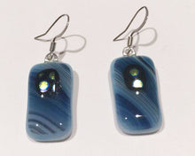 Load image into Gallery viewer, Blue Ocean Earrings