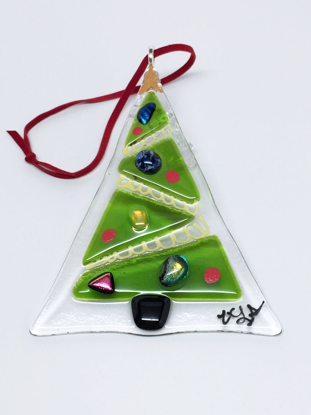 Christmas Tree Ornament #1