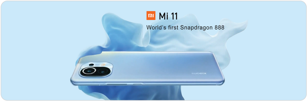 Xiaomi Mi 11 - The First Snapdragon 888