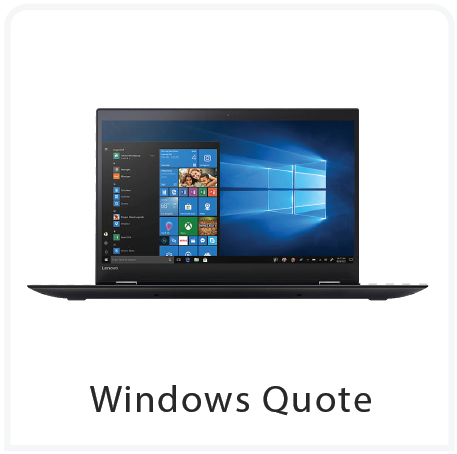 windows quote