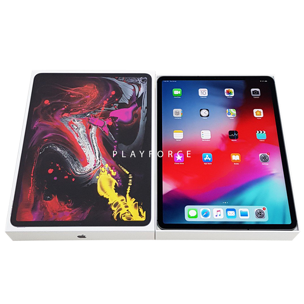 iPad Pro 12.9 Gen 3 (64GB, Wi-Fi, Space Grey)(AppleCare)