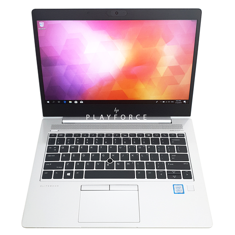 EliteBook 840 G6 (i5-8365U, 16GB, 256GB SSD, 14-inch)
