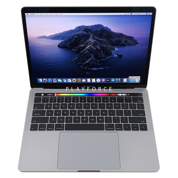 MacBook Pro 2018 (13-inch, i5 16GB 512GB, Space)(AppleCare)
