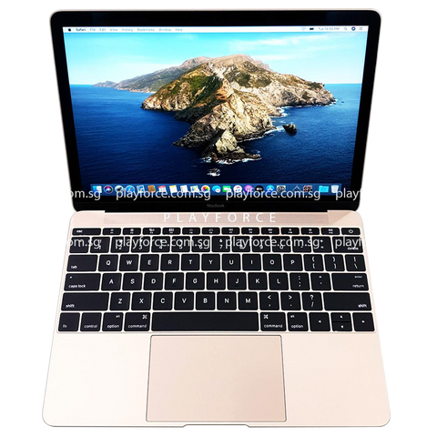 MacBook 2016 (12-inch, 256GB, Gold)