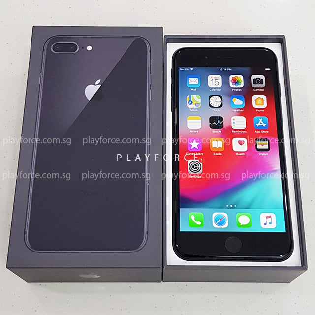 iPhone 8 Plus (256GB, Space Grey)