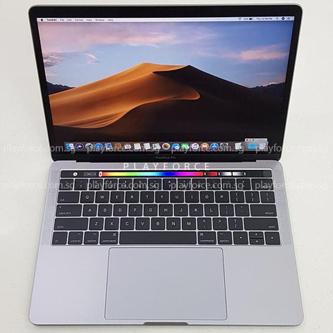 Macbook Pro 2017 (13-inch Touch Bar, 16GB, 1TB, Space)(AppleCare)