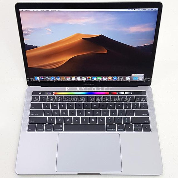 Macbook Pro 2018 (13-inch Touch Bar, 256GB, Space)