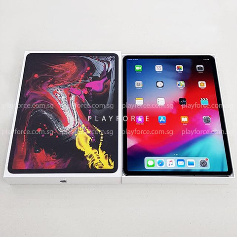 iPad Pro 12.9 Gen 3 (512GB, Cellular, Space Grey)