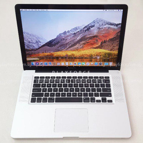 Macbook Pro 2012 (15-inch, i7 16GB 1TB HDD)
