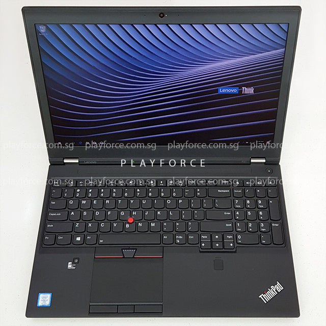ThinkPad P51 (i7-7820HQ, Quadro M2200, 32GB, 1TB SSD, 15.6-inch QHD)