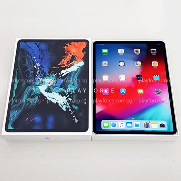 iPad Pro 12.9 Gen 3 (64GB, Cellular, Silver)