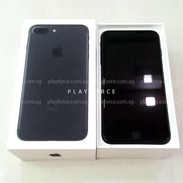 iPhone 7 Plus 256GB Matt Black