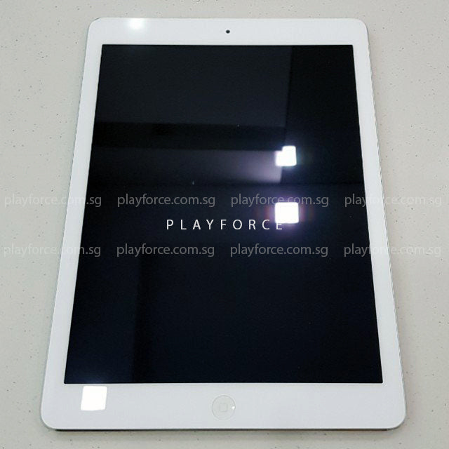 ipad air 1 16gb wifi silver playforce. Black Bedroom Furniture Sets. Home Design Ideas