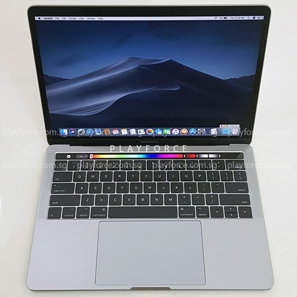 MacBook Pro 2017 (13-inch Touch Bar, i7 16GB 256GB, Space)(AppleCare)