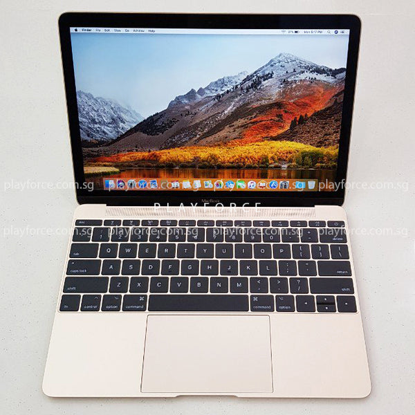 Macbook 2017 (12-inch, 512GB, Gold)