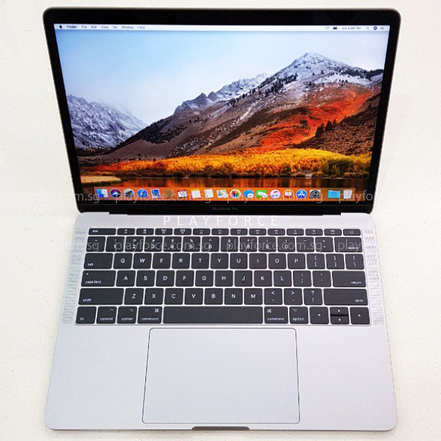 Macbook Pro 2017 (13-inch Retina Display, 128GB, Space)